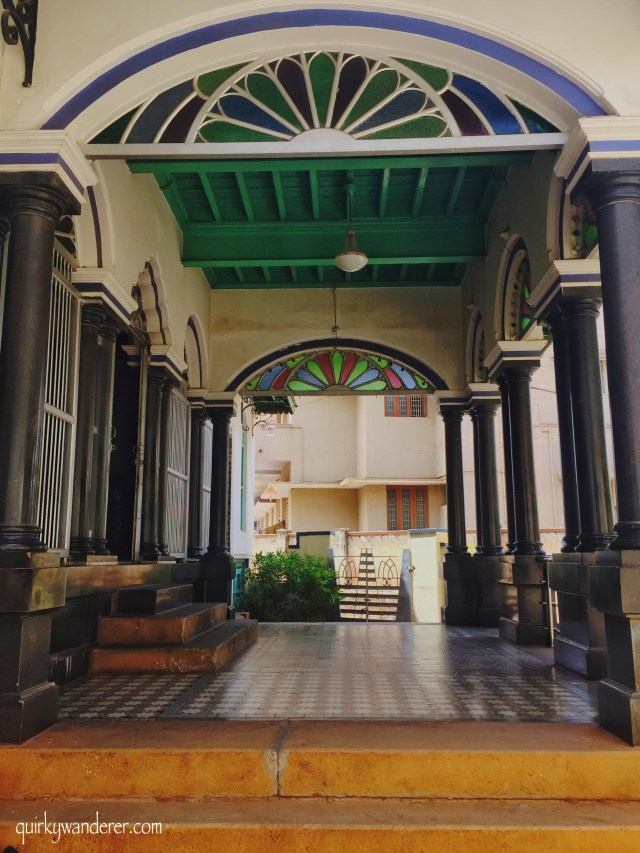 Mansions of Karaikudi in Chettinad - Quirky Wanderer