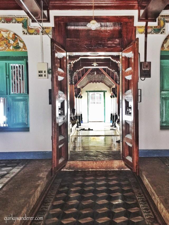 Mansion tours in karaikudi