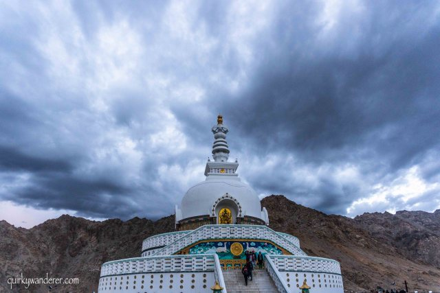 Best places to see panoramic views of Leh