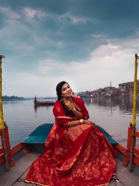 Creative Pre-wedding shoot ideas