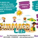 SUMMER LAB  2021 – LABORATORI METODIAMOCI