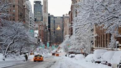 Photo of Nieve a la vista en NY para la Nochebuena