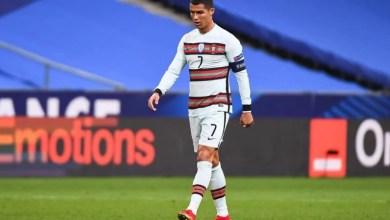 Photo of Cristiano Ronaldo da positivo al coronavirus