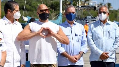 Photo of Video: Vin Diesel y Luis Abinader en Puerto Plata