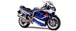 Suzuki GSX-R 1100 91 92