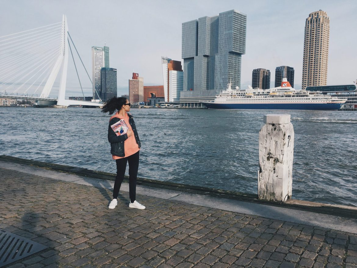 Why I decided to study in Erasmus University Rotterdam, The Netherlands / Blogger tips by Michaella from Quite a Looker