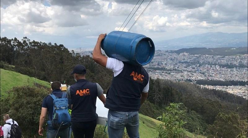 AMC ayuda social y control en estado de excepción