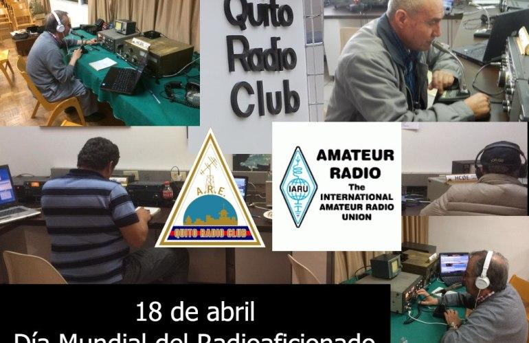 Feliz Día Mundial del Radioaficionado