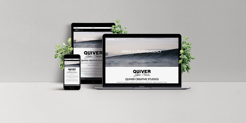 Web Design, Marketing & Video Production - Quiver Creative
