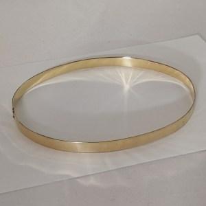 Brass circlet