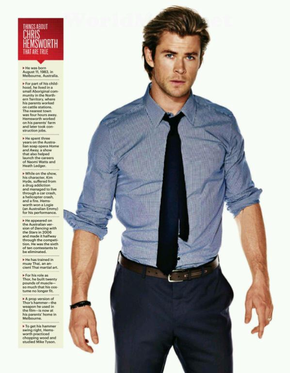 Chris Hemsworth GlamPR04
