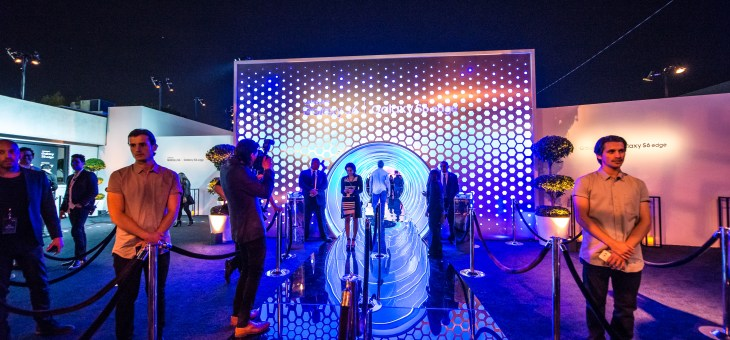 Samsung Galaxy S6 Launch Party