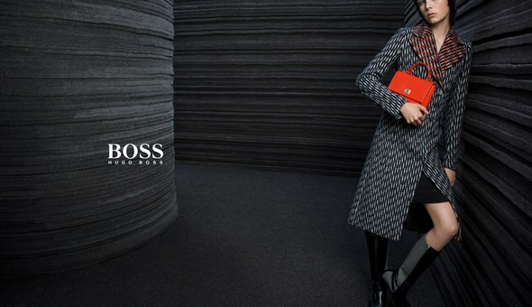 Shot at Quixote: Fall 2015 Campaign by Inez & Vinoodh for Hugo Boss