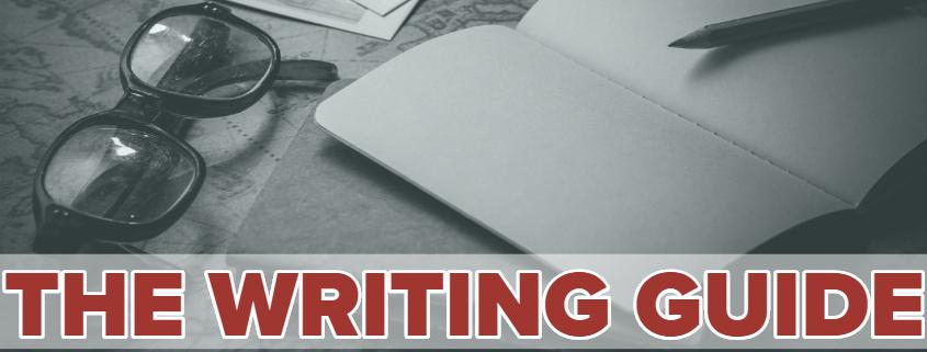 Writing Guide – Quixotic Pedagogue
