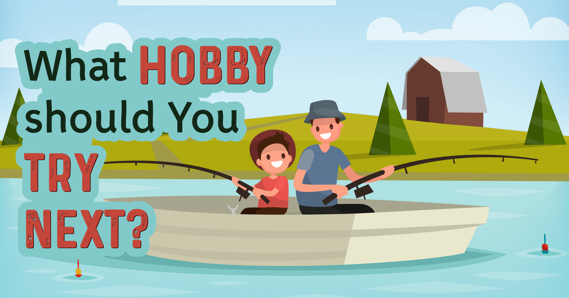 What Is My Perfect Hobby Quiz