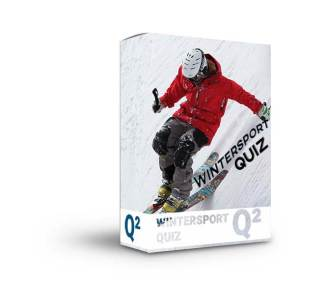 Wintersportquiz Box