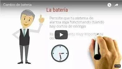 La importancia del cambio de batería de su sistema de alarma