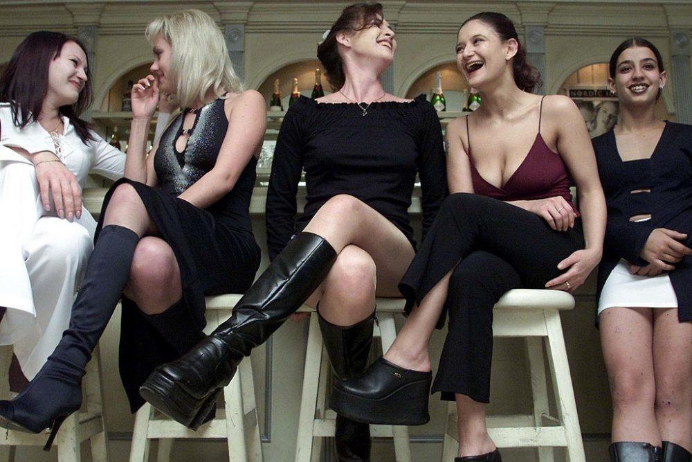 prostitutas en sudafrica