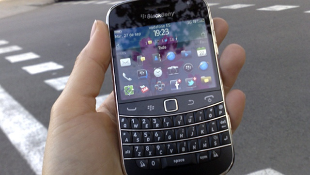 BlackBerry9900