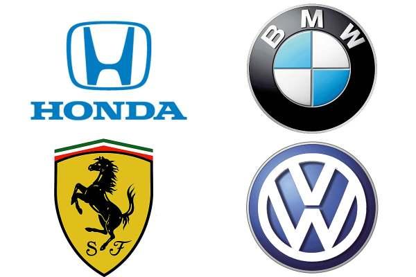 Descarga Los Logotipos De Las Marcas De Automoviles Más Reconocidas