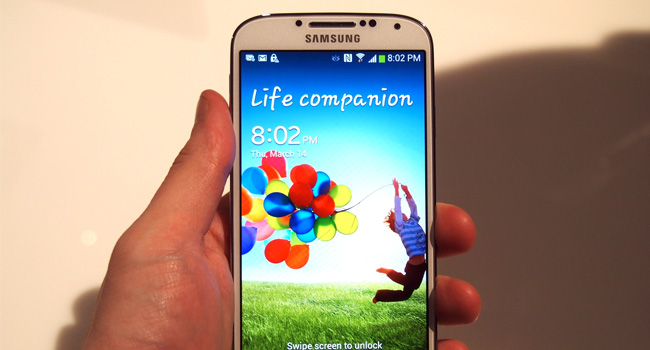 Galaxy S4 Android 4.4