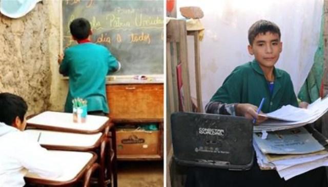 Escuela Patria Unidad