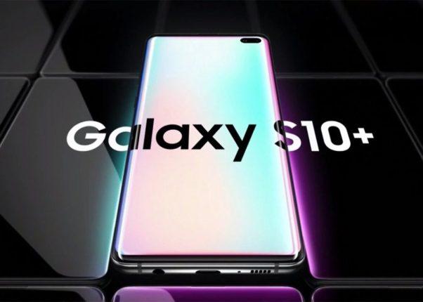 Presentación del Galaxy S10