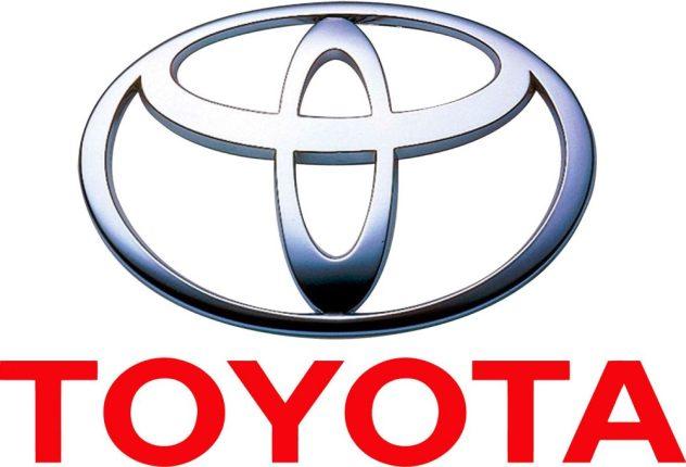 Toyota gas lacrimógeno