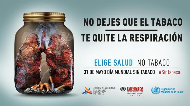 El Día Mundial Sin Tabaco