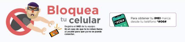 Bloquear IMEI