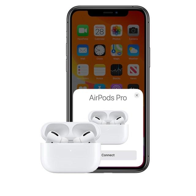 airpods pro conectividad