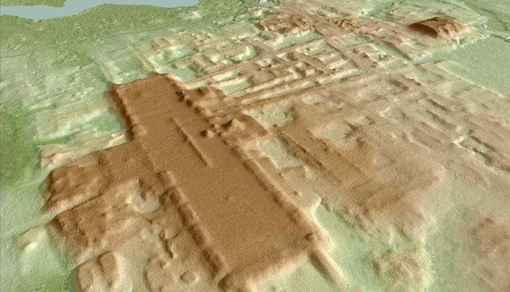 recreacion del monumento maya hallado yacimiento aguada fenix 1591197815816 scaled