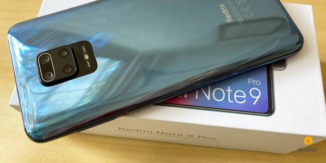 Redmi Note 9 Pro Caja