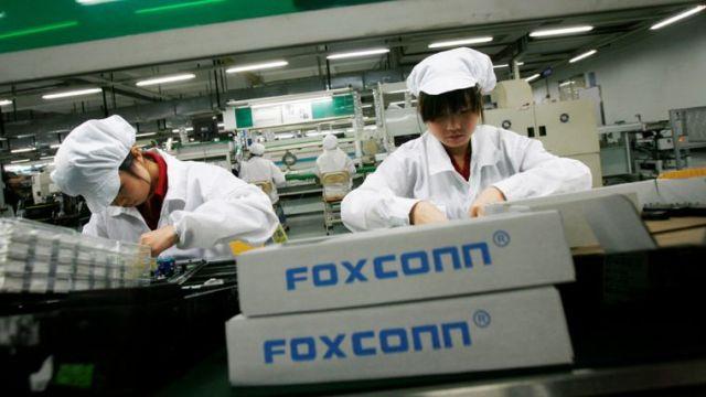 Foxconn en México