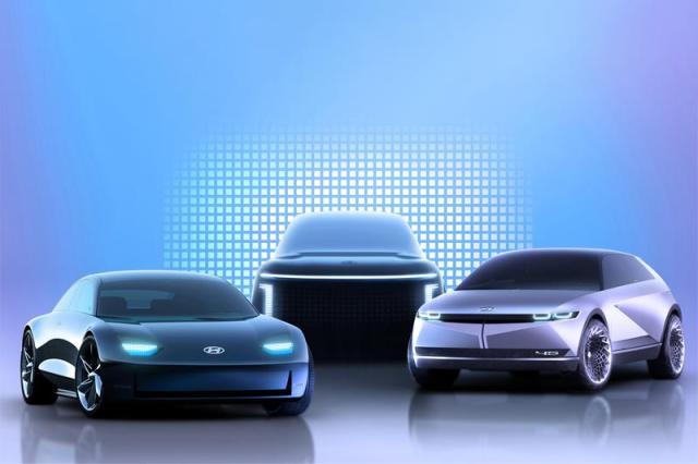 Tres nuevos modelos Ioniq