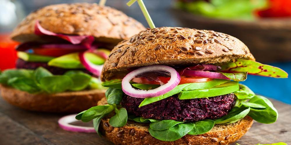 hamburguesas vegana