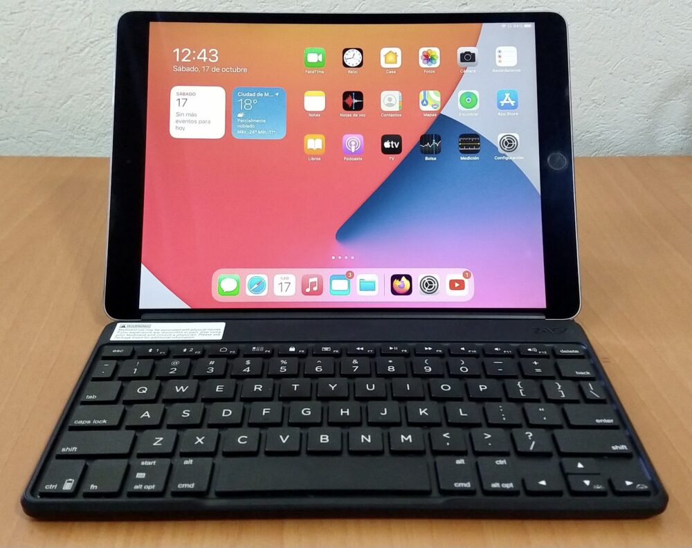 iPad Teclado Bluetooth