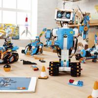 Lego Boost - Boîte à outils créative BOOST LEGO 17101