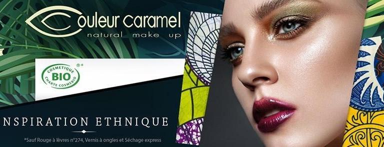 Présentation des dernières nouveautés make-up Couleur Caramel: «Inspiration Ethnique»