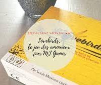 MJ Games Lovebirds - Font