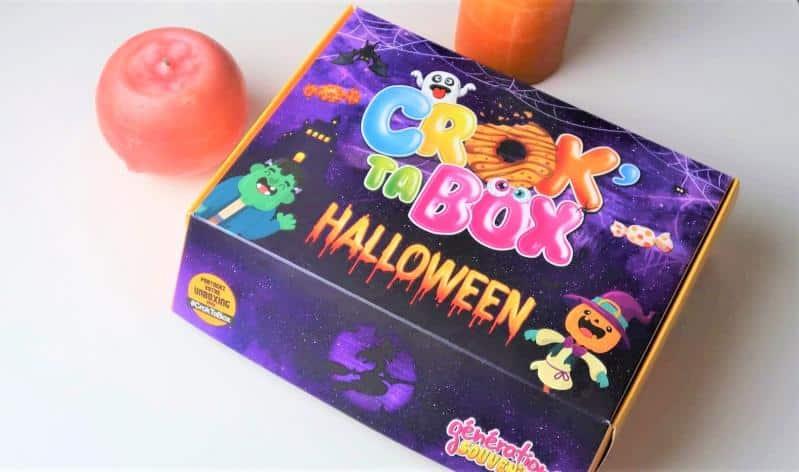 Crok' Ta Box d'Halloween - Japon