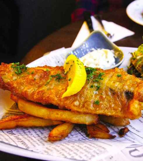 Quootip | Fish and chips