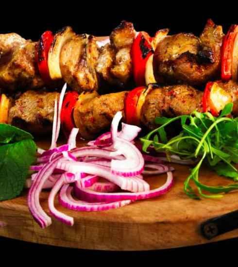 Quootip | Spiedini pollo e salsiccia