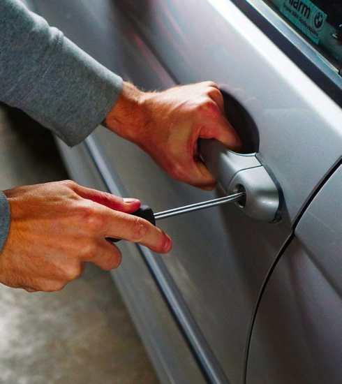 Consigli contro Furti auto