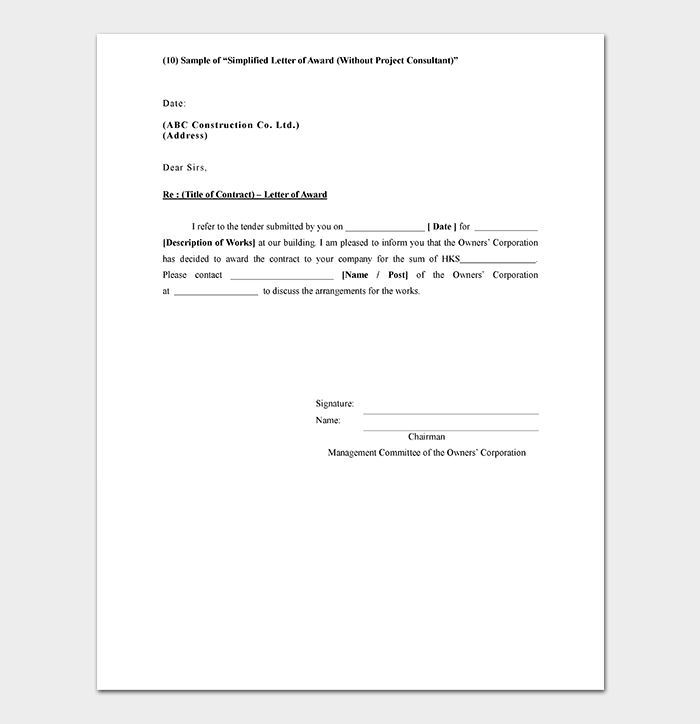 A quotation letter, when put simply, is a letter that is written for the purpose of indicating the price of a product or service and terms & conditions of business. Construction Quotation Template 20 For Word Excel Pdf