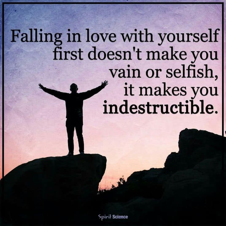 Love Yourself Quotes Fall In Love