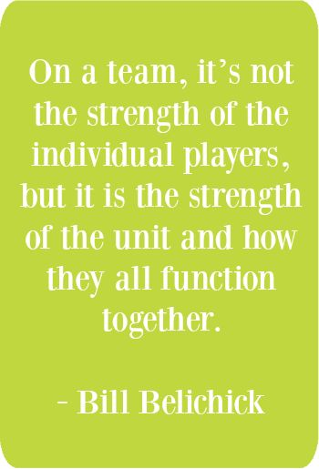 Teamwork Quote Of The Day