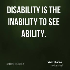 Image result for disability is the ability
