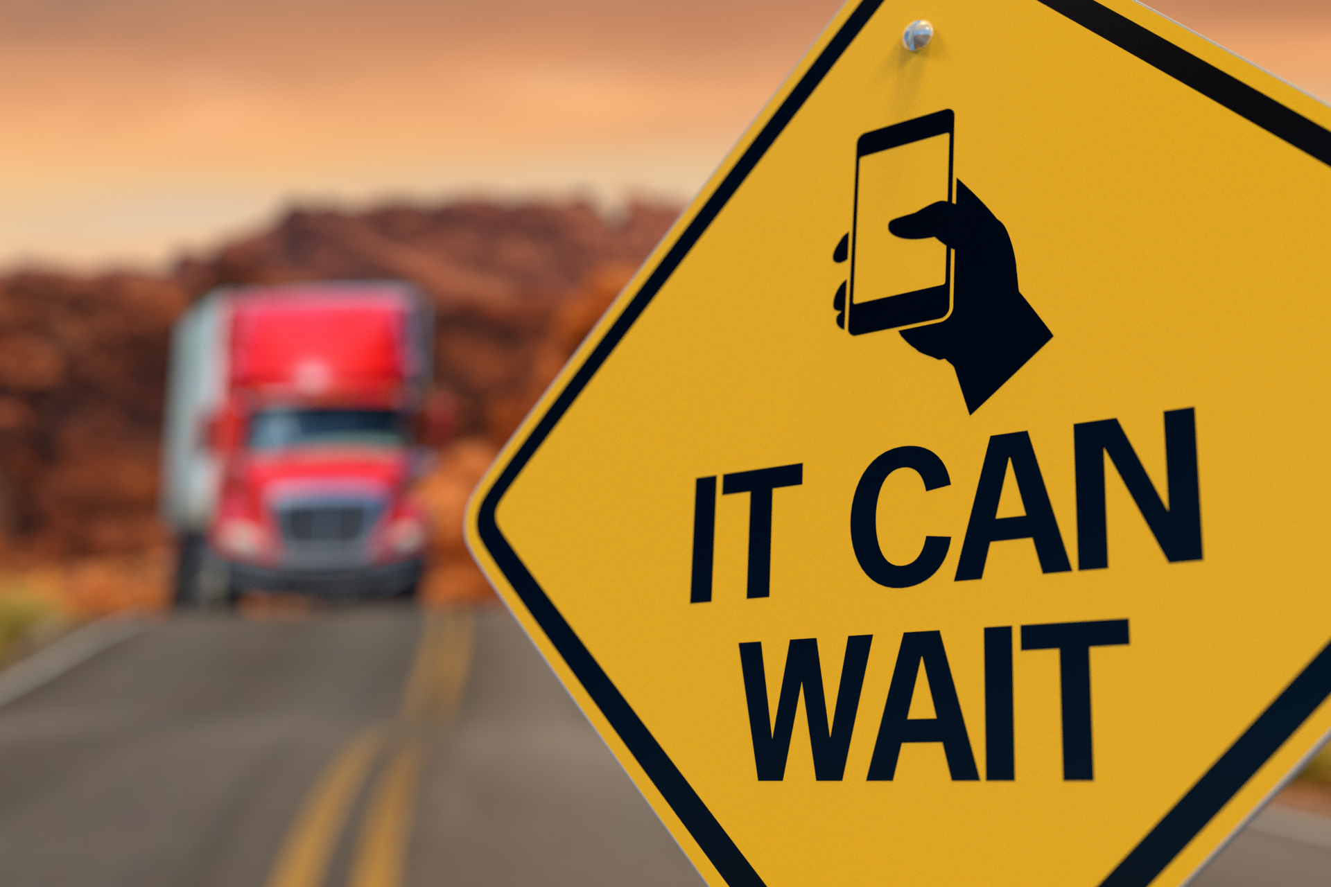 Texting Can Wait Sign Free Image Download