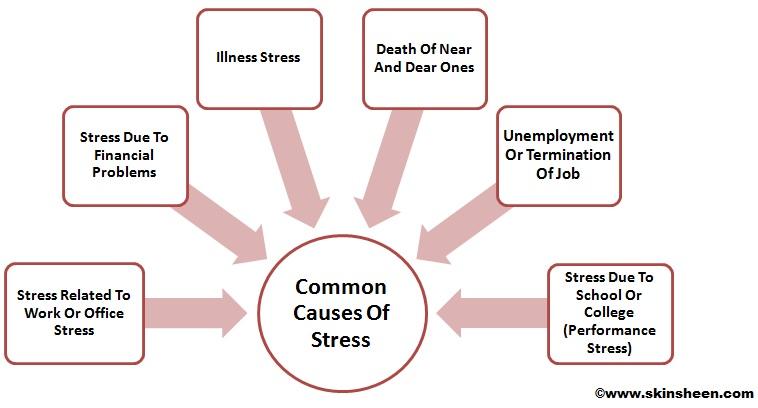 10 Biggest Causes Stress
